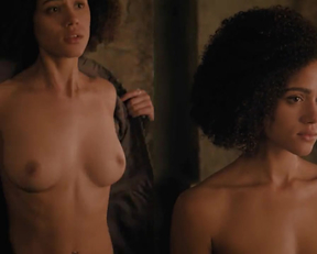 Nathalie Emmanuel - Game Of Thrones - Film nackt