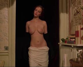 Silvia Spross  nackt