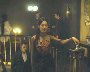 Olivia Cheng Nude In Warrior - Film nackt