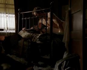 Molly Parker - Deadwood S02E01 - Film nackt