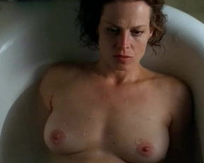 Sigourney Weaver - Nice Plot In 'A Map Of The World' - Film nackt