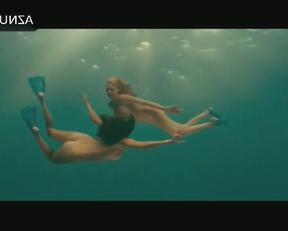 Part 2 Of Kelly Brooke, Riley Steele Full Frontal Plot In Piranha 3D - Film nackt