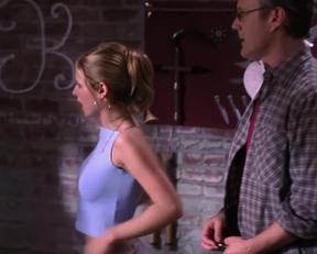 Sarah Michelle Gellar - Buffy The Vampire Slayer - Film nackt