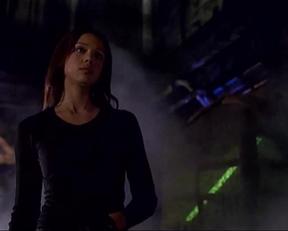 Jessica Alba Backplot In Dark Angel - Film nackt